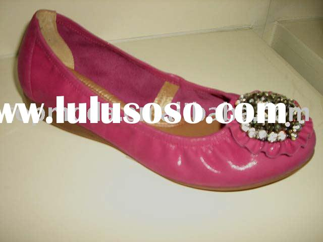 new fashion shoes, lady ballerinas, fashion ballet shoes, flat dance shoes, click here, buy you want