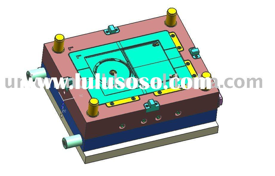 plastic CD holder mould-CD case tool-plastic CD box die-plastic injection mould-DVD rack mould-VCD b