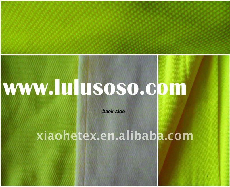 single pique knitted fabric/Polyester/cotton fabric