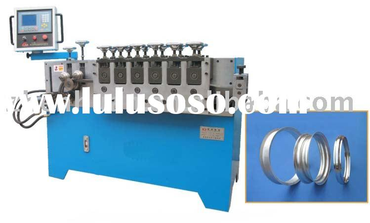 steel wheel rim rolling machine,steel ring making machine, steel wheel making machine