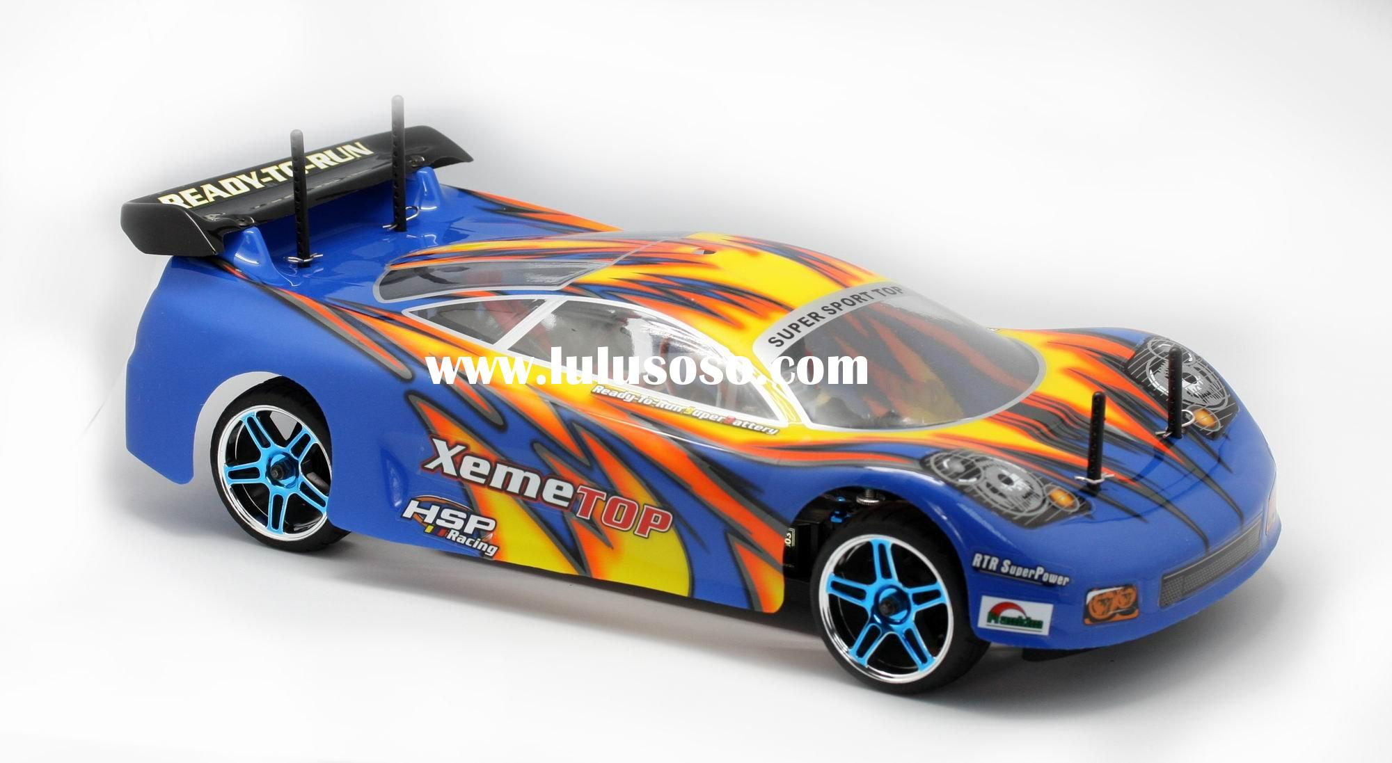 1/10th scale EP monster TOP version Brushless rc drift car