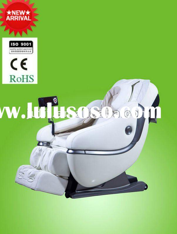 2012 NEW 3D Luxur ,Zero gravity Massage Chair with feet extension and music synchronous massage func