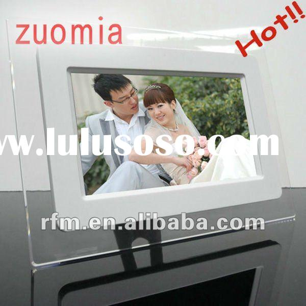 2012 business card digital photo frame