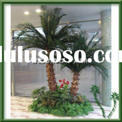 2.5m&3m Artificial Mini date Palm Tree