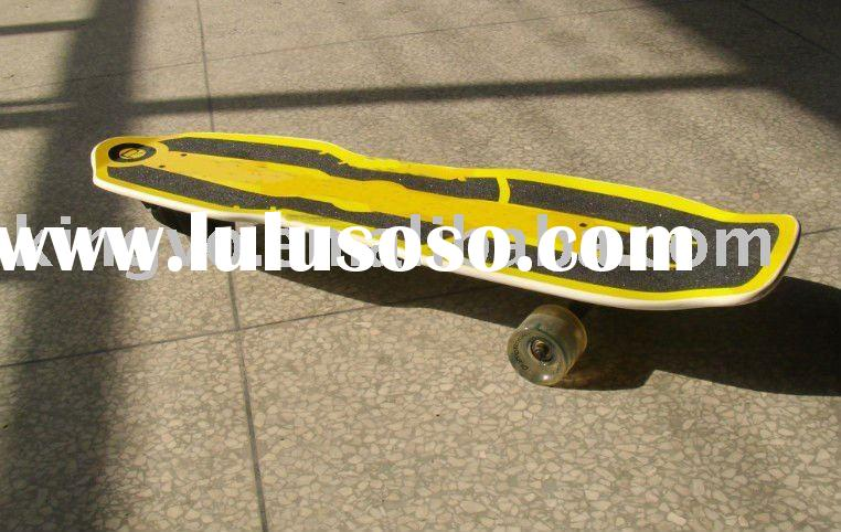 3 wheels skate board. pumprockr,