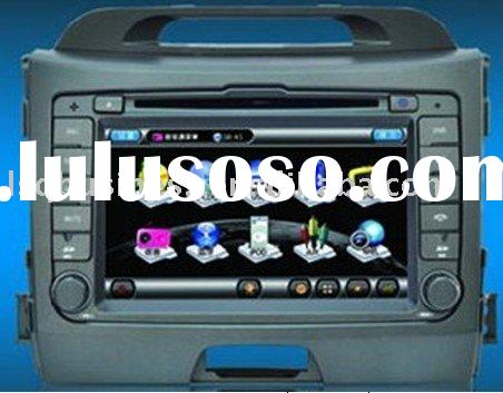 7 inch 7'' 2 din Special car DVD gps for KIA Sportage NAVIGATION with Can-bus, TV, B