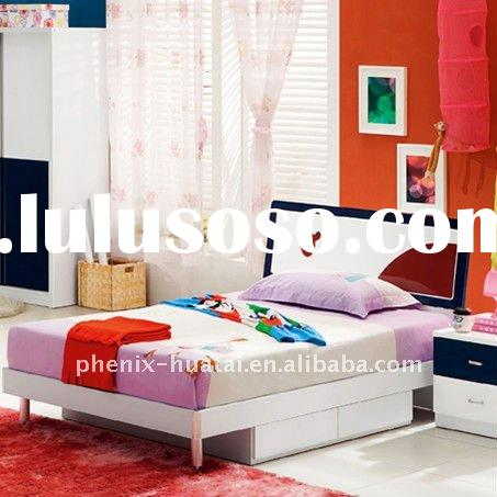Affordable MDF children/kids bedroom furniture set