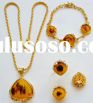 Alloy With Stone African Fashion Jewelry