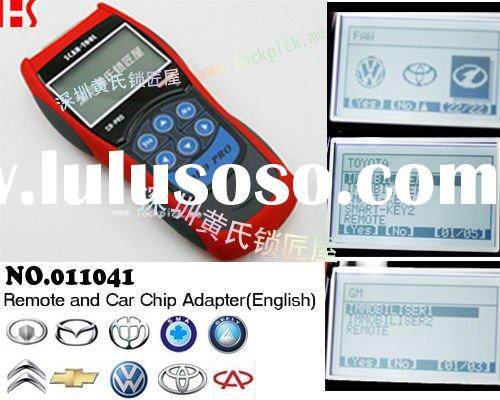 Auto Programmer for Remote and Car Chip Adapter(English),wholesale/retail,011041
