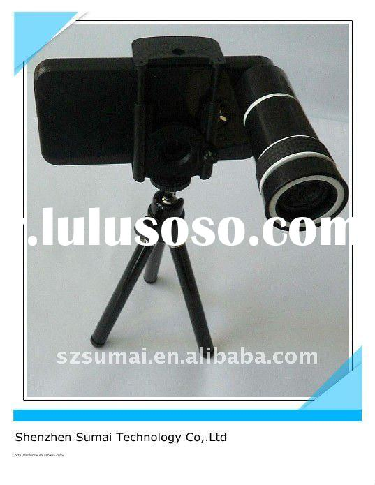 Cool 10X Mobile phone zoom lens for iphone4