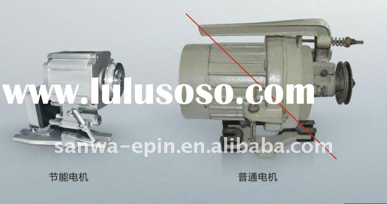 DC brushless energy save motor for sewing machine