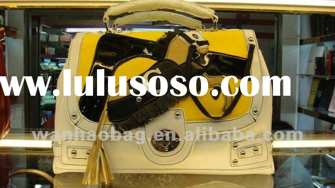 Fashion PU ladies horse shaped handbags/purse/bags,PU005