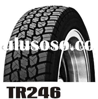 LIGHT TRUCK TYRES TRIANGLE