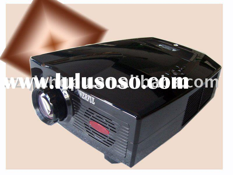 Lcd overhead projector support DVD,PC,LAPTOP,TV,XBOX,PS,WII