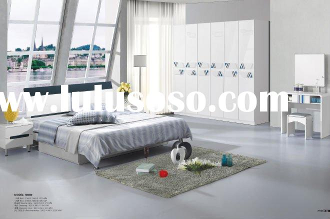 MDF bedroom furniture, home furniture,adult bedroom set