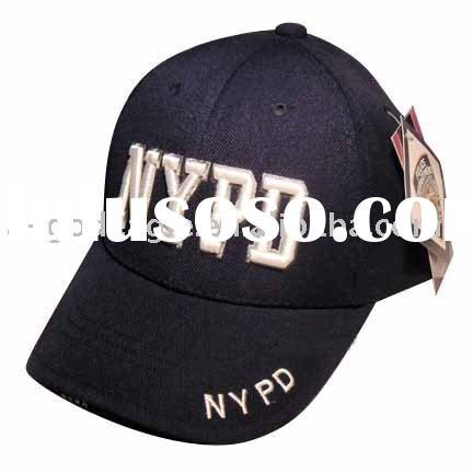 NYPD embroidery caps