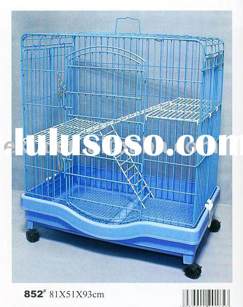 metal big cat cage