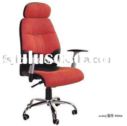 office fabric furniture high back adjustable director chair