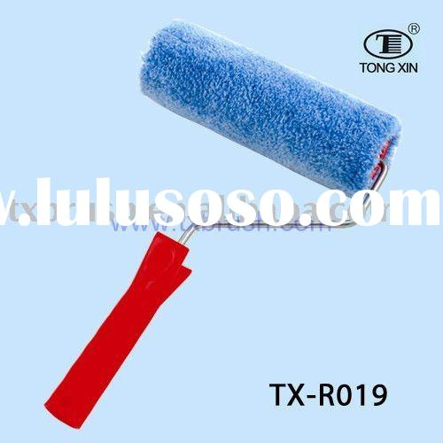 plastic handle acrylic paint roller (TX-R019)