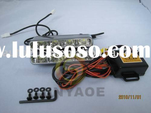 2011 China LED Day Running Lights E4 R87 Automotive drl On/Off switch