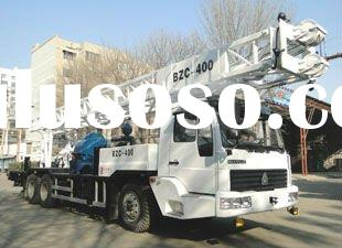 2011 Hot Sale!!!Truck mounted BZC150B drilling rig water well drilling rig