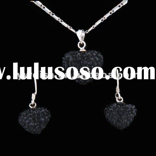 2012 Fashion Jewelry Sets With Earring and Necklace
