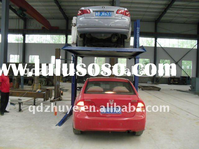 2.7T 2 post parking car lift with CE