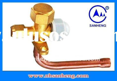 Air Conditioner Service Valve in home appliance