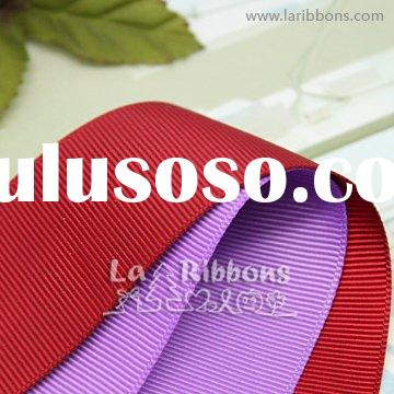 "Apparel Ribbon, Grosgrain Ribbon, 3/8"" Grosgrain Ribbon"