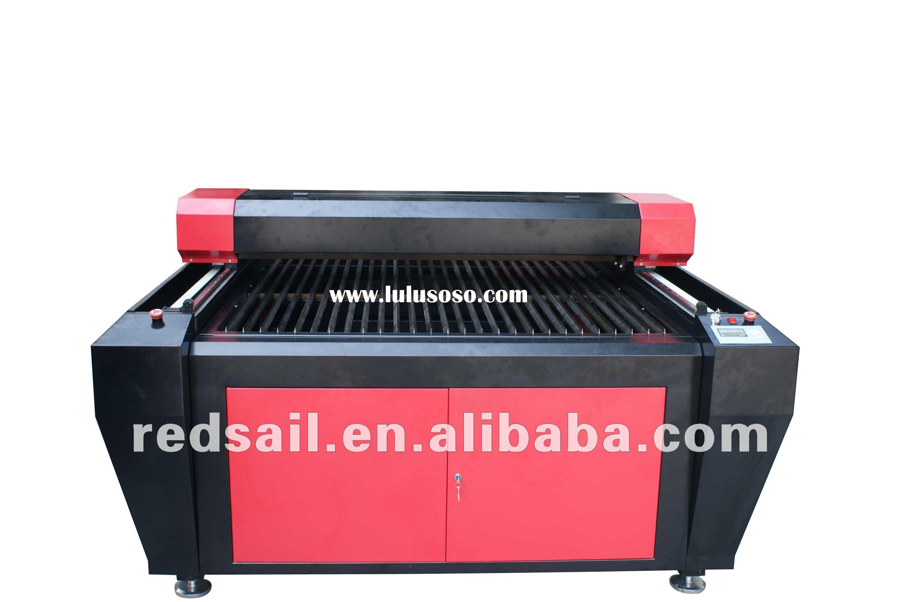 CM1325,Flat bed laser cutting machine from China,1300*2500mm