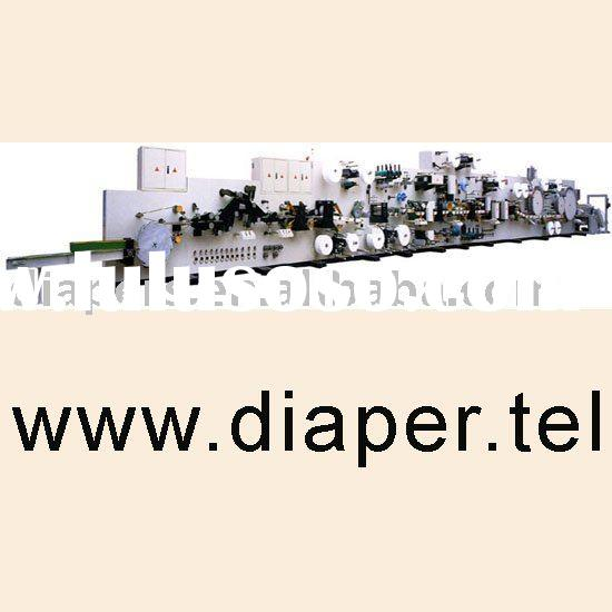 Diapers Machines,Diaper Making Machines YX-YKJ-150B