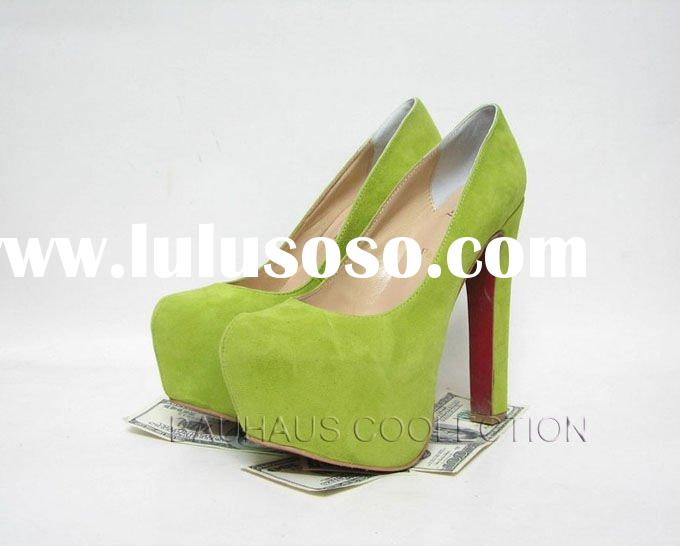 Green Dress Shoes Women