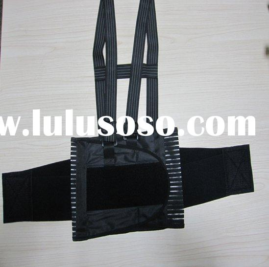 FDA approved funcational fabric Industrial back support belt