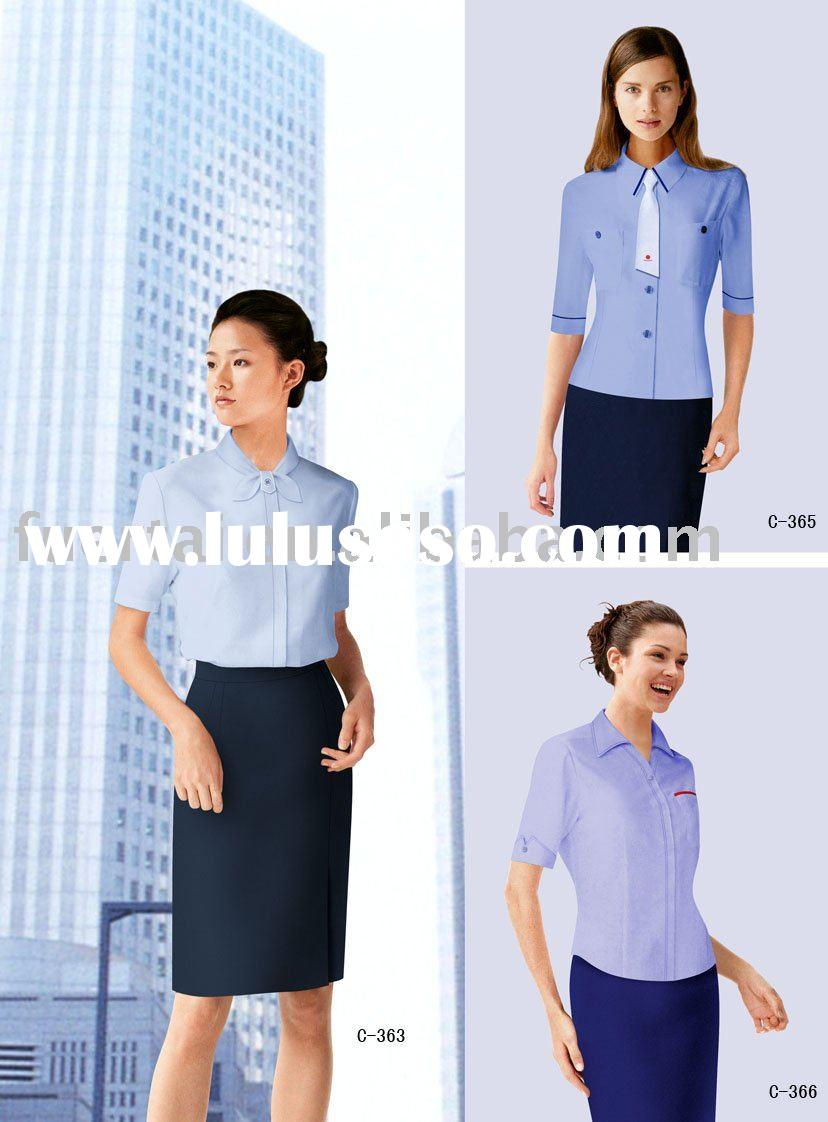 Fasion office uniform,Lady Office Uniform