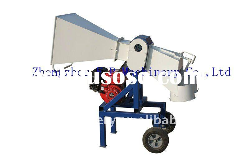 High Efficiency Wood Cutter Machine