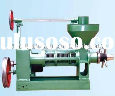Hot!CE approved olive/sunflower oil press machine