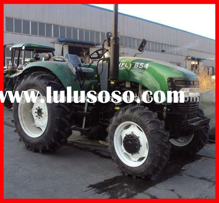 Hot sale 85hp 4wd farming tractors for sale