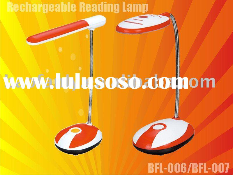 Led Rechargeable Reading Lamp