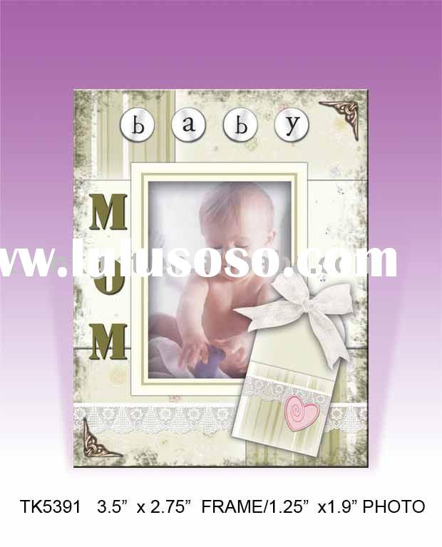 Magnet Baby Souvenir Photo Frame