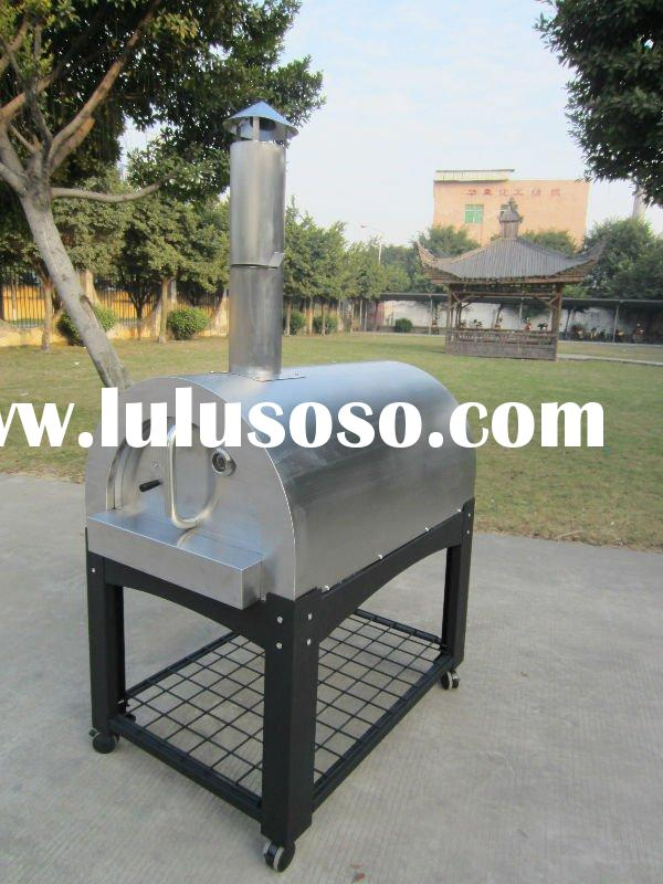 Mobile Pizza Oven-Outdoor Cooking Oven