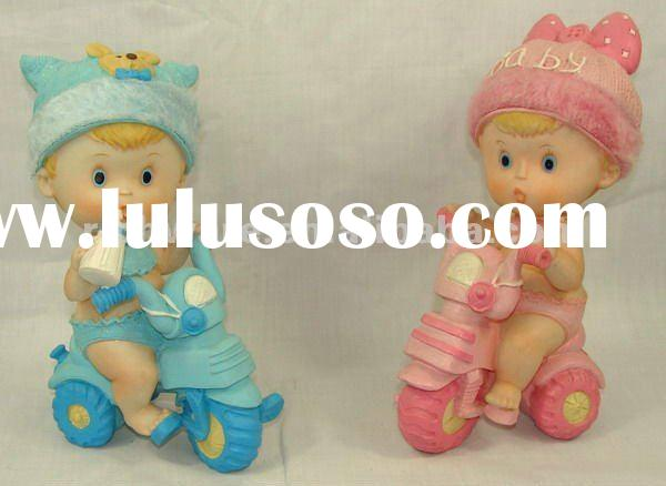 Polyresin Baby Souvenir For New Baby