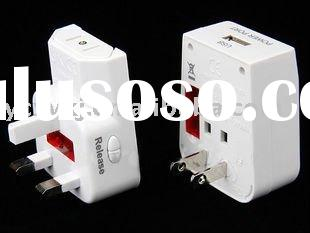 Power Plug universal Travel Adapter ,ELECTRICAL adapter Plug with usb converter for charging