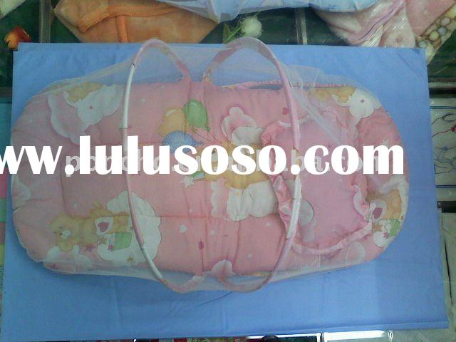 cotton baby sleeping bag with music