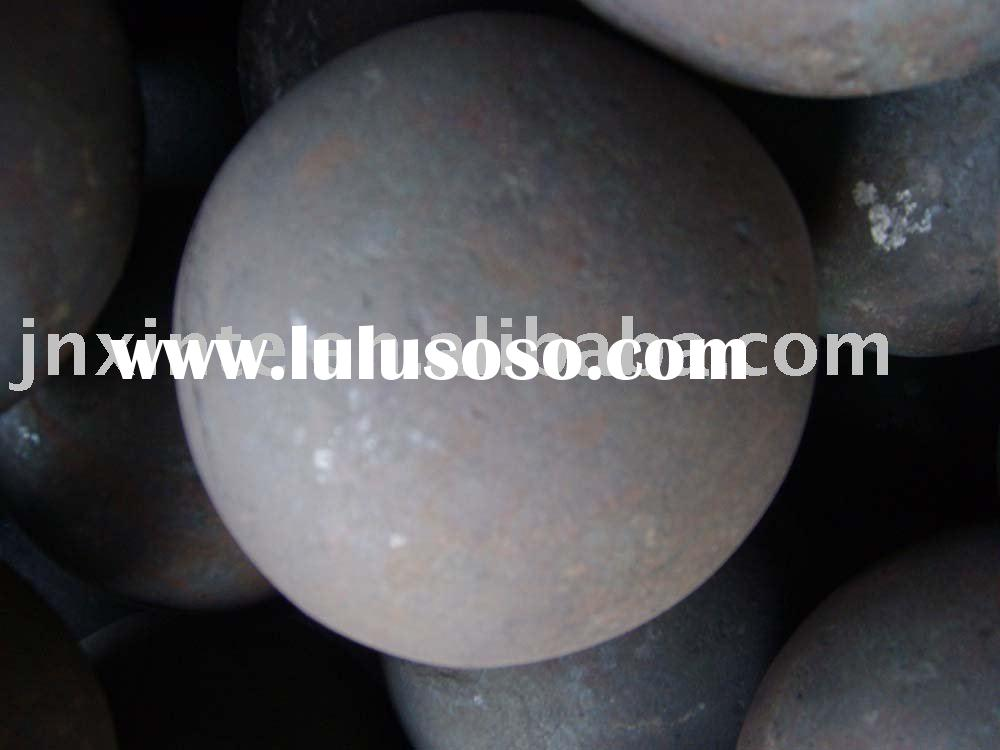 forged grinding ball and cast grinding ball