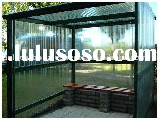polycarbonate plastic roof panels