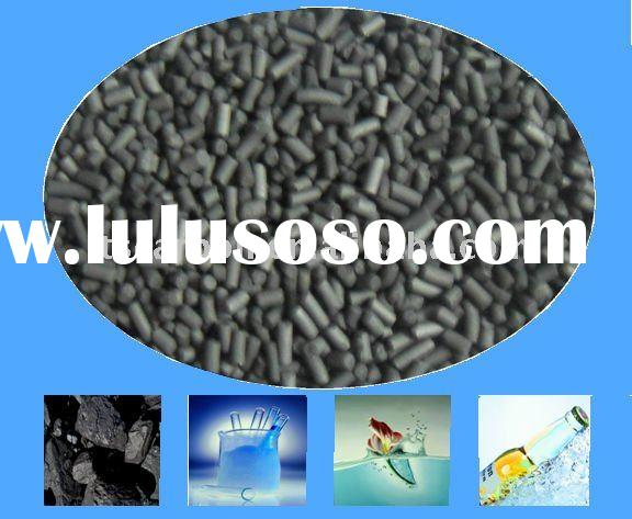 strong adsorption capacity granular activated carbon for Water Purification