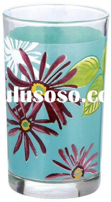 sublimation decal /glass fusing decals/custom decals