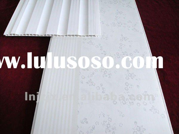 wall panel/decorative pvc wall cladding/pvc panels manufacturers