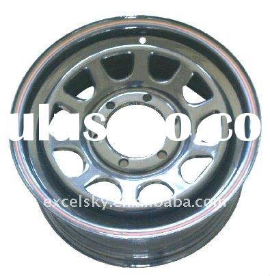 "15"" and 16"" vehicle wheels"