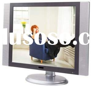 "19"" LCD TV with DVD slot in, lcd monitor, USB and card reader"